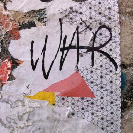 war poster, Fujifilm A235