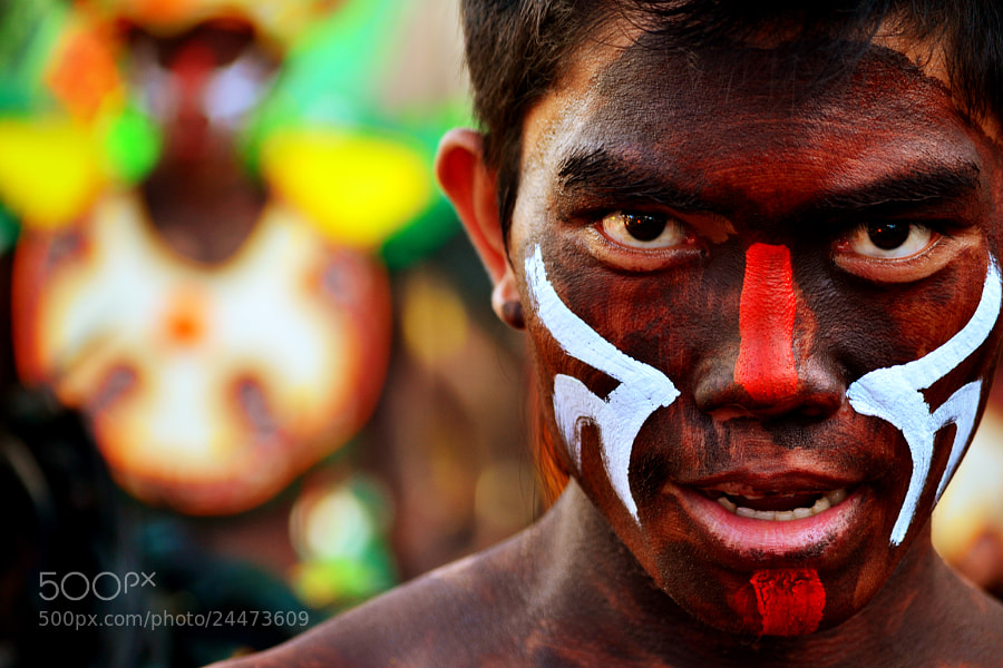 The Devil Look by Wilfredo Lumagbas Jr. on 500px.com