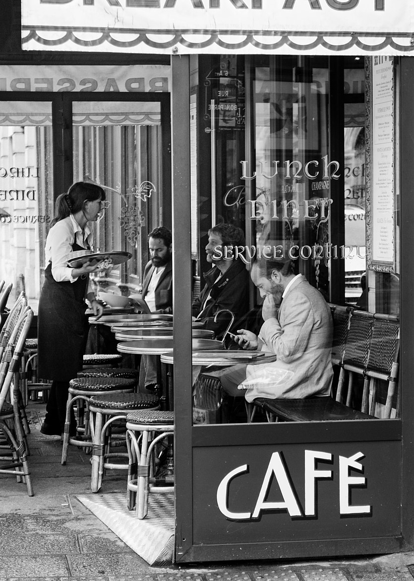 Photograph CAFE by Hiroshi Jinza on 500px
