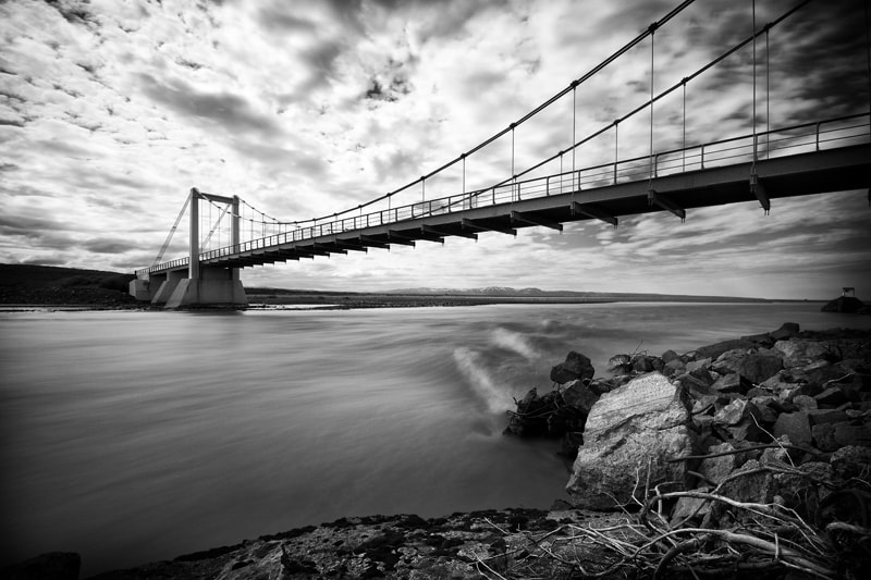 Photograph Bridge Over Troubled Water by BlackWhite - Photography on 500px