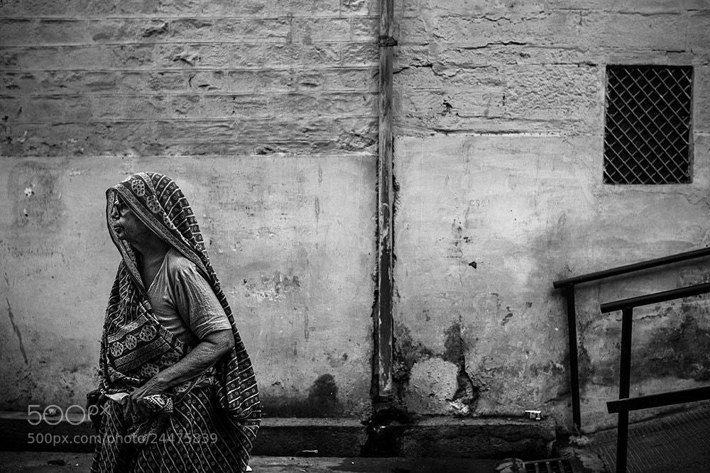 Photograph Walking Away by Ali Alsumayin on 500px