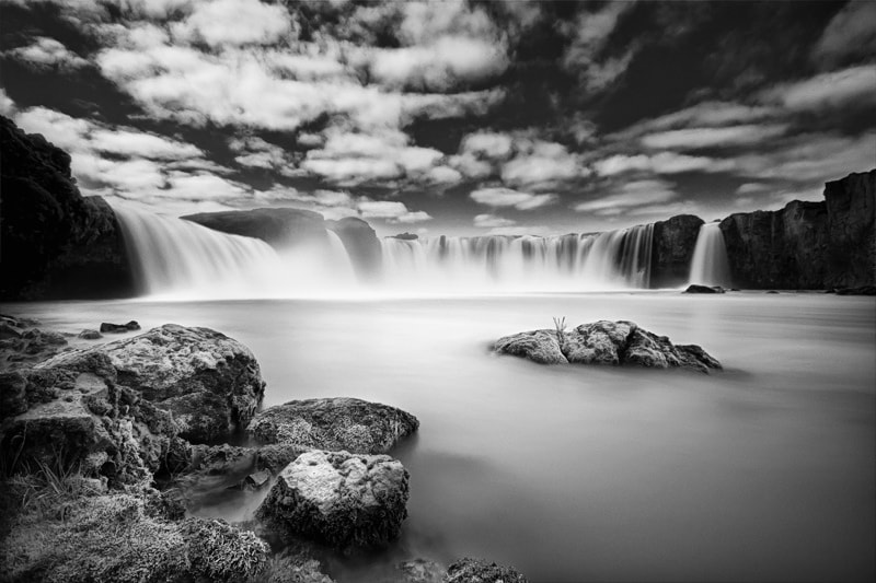 Photograph Waterfall of the Gods by BlackWhite - Photography on 500px