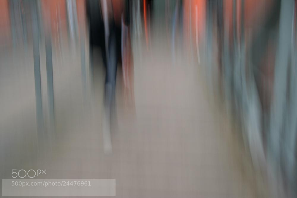 Photograph Unscharf 2/8 by Susanne Menke on 500px