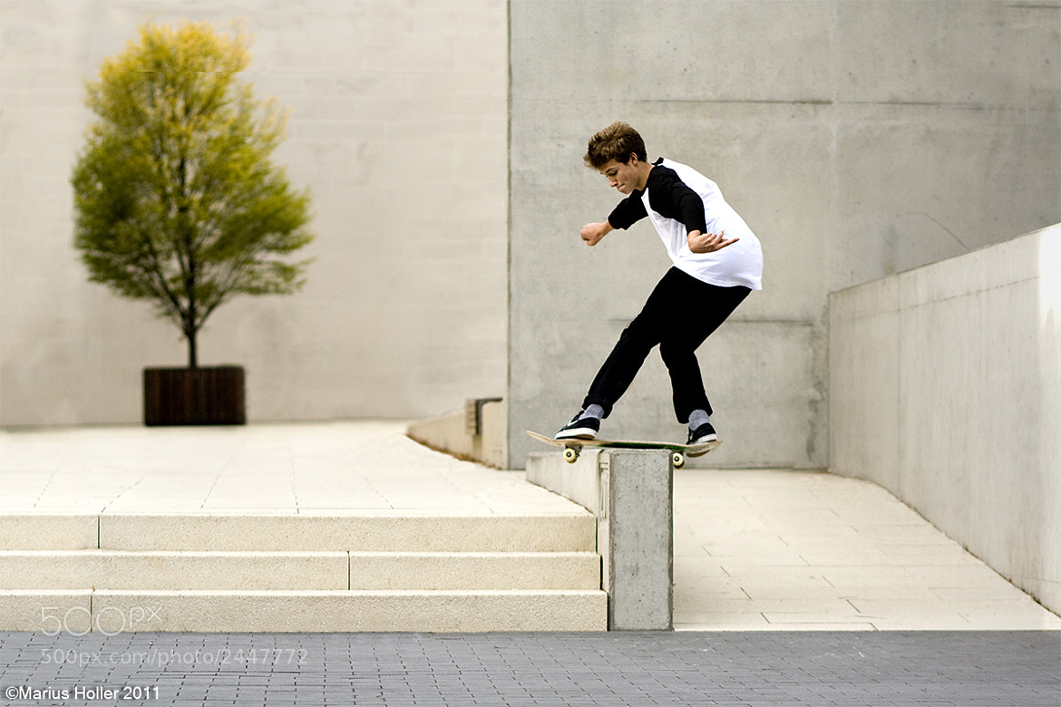 Photograph bs boardslide by Marius Holler on 500px