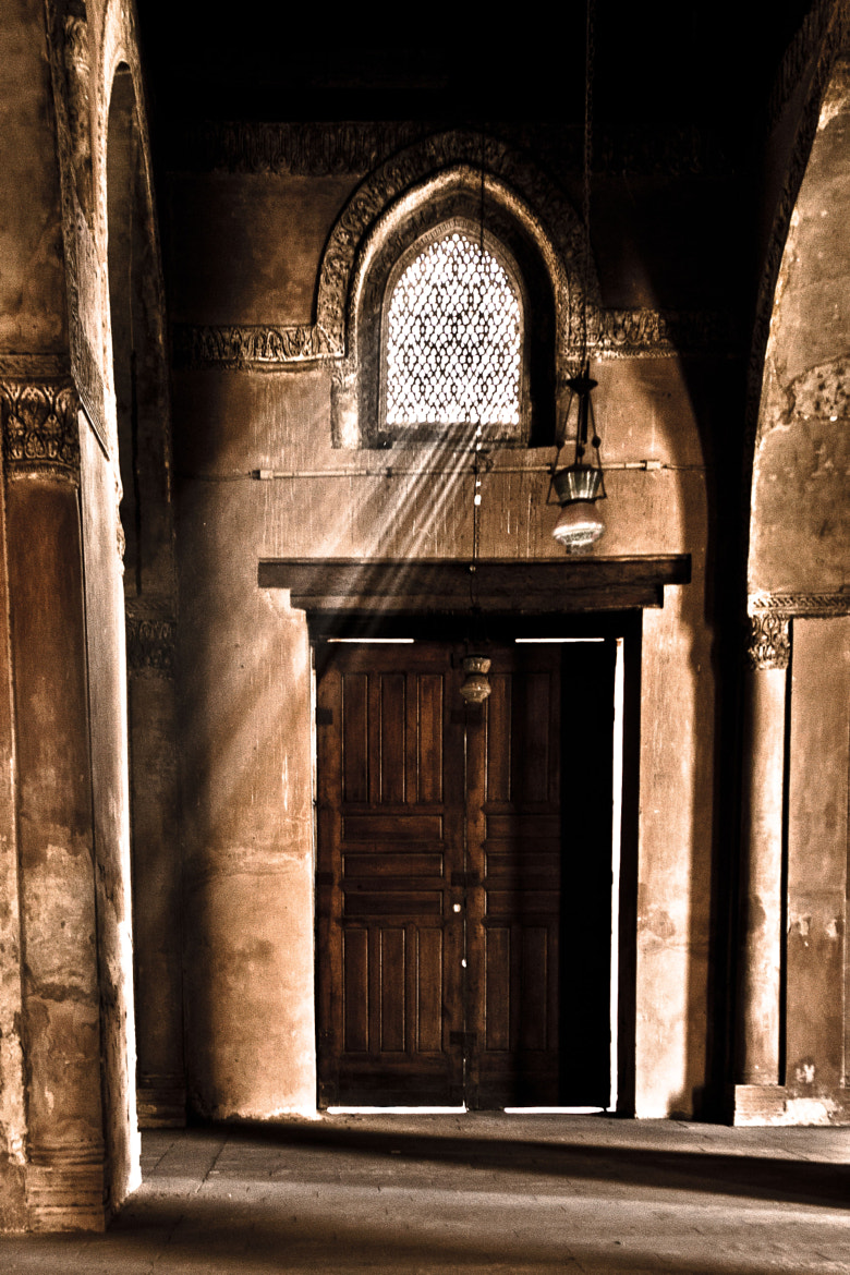 Photograph passing light  by heba el begawi on 500px