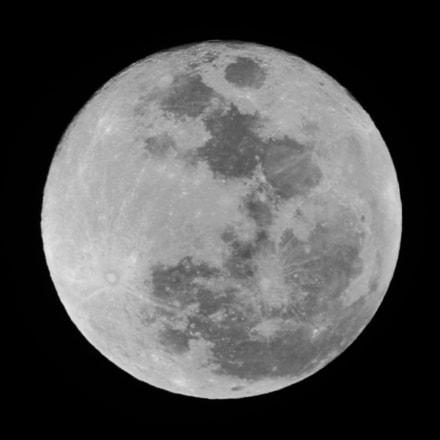 Full Moon, Canon POWERSHOT D30