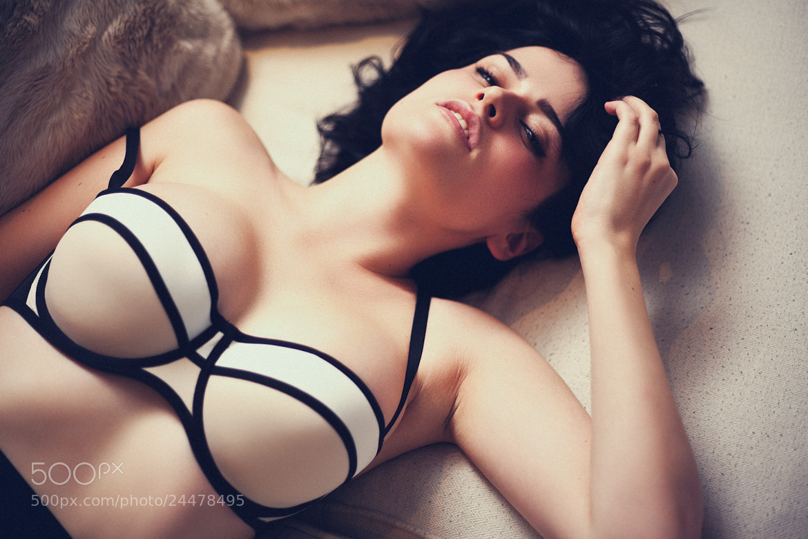 Photograph Fany by Lëa Mirp on 500px