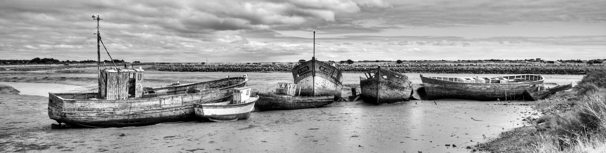 Photograph The Forgotten Family - pano by Neil Bryars on 500px
