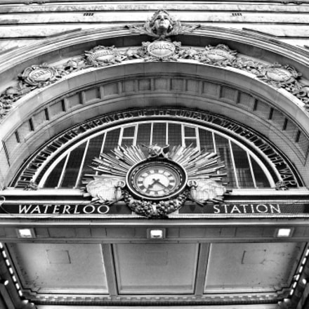 Waterloo Station | London, Fujifilm FinePix J37