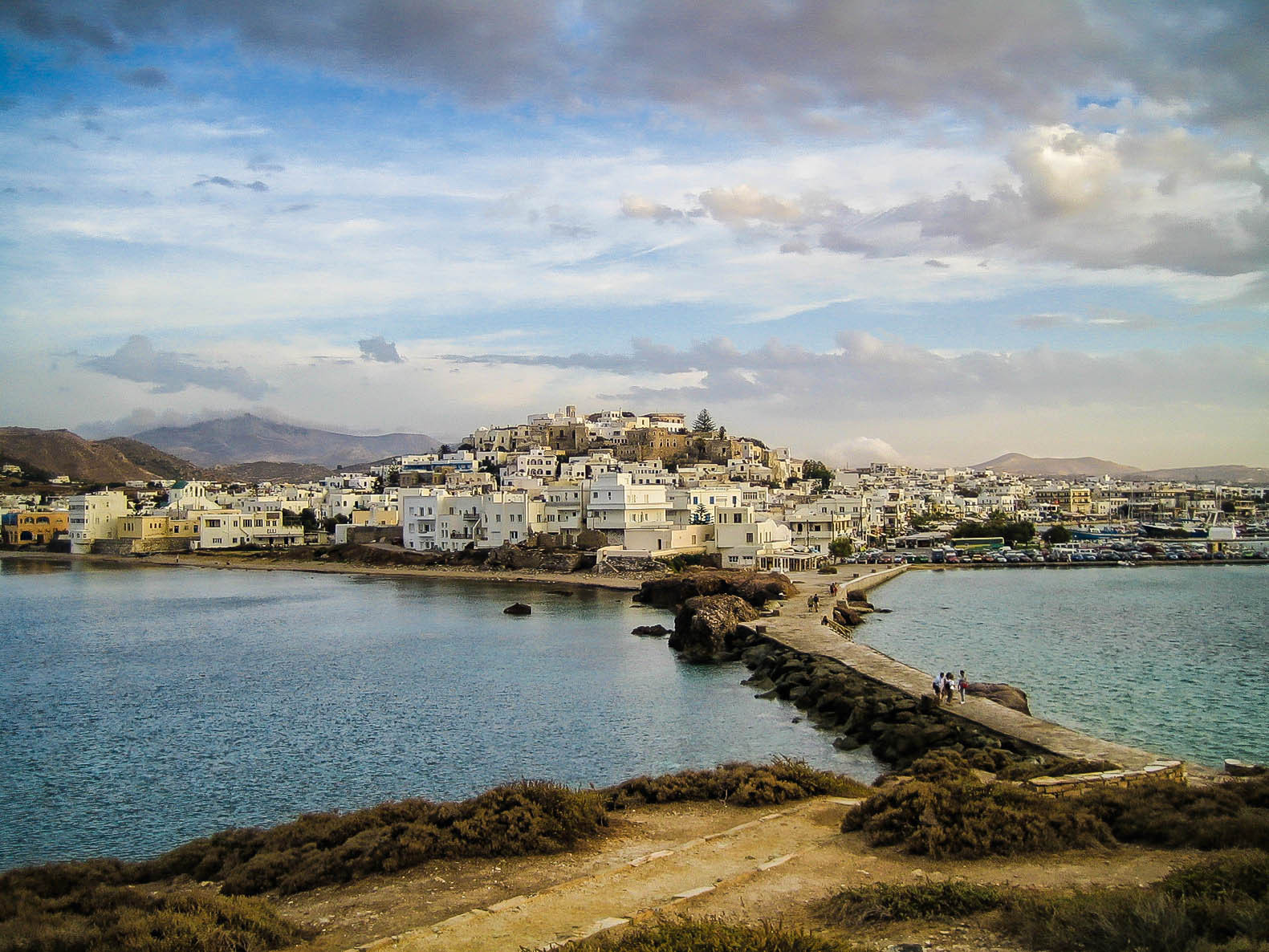Photograph Naxos Kastró by Pete  on 500px