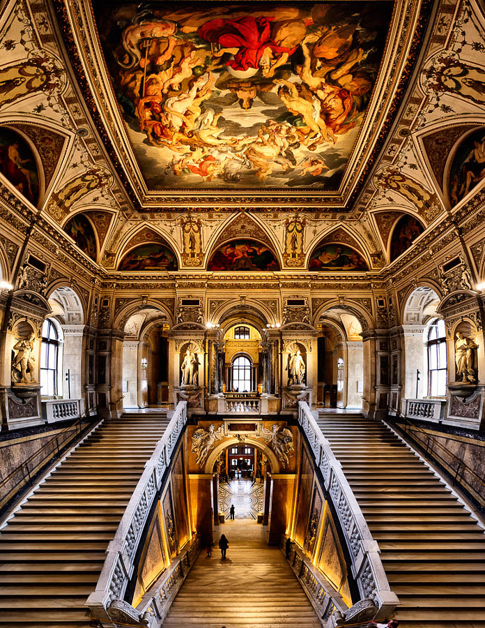Vienna 32 by Calimero Thebrave on 500px.com