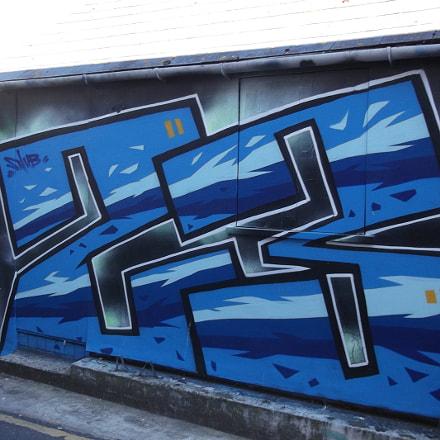 Number Twenty Three Graffiti, Fujifilm FinePix JV250