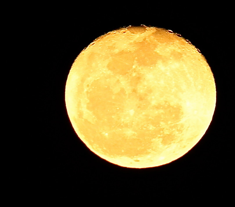 Photograph Moon ~ 28 Jan 2013 by Ann Weis on 500px