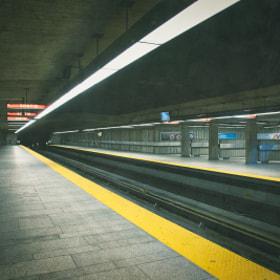 Subway Series #1/4
