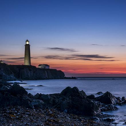 Le phare Cap des Rosiers