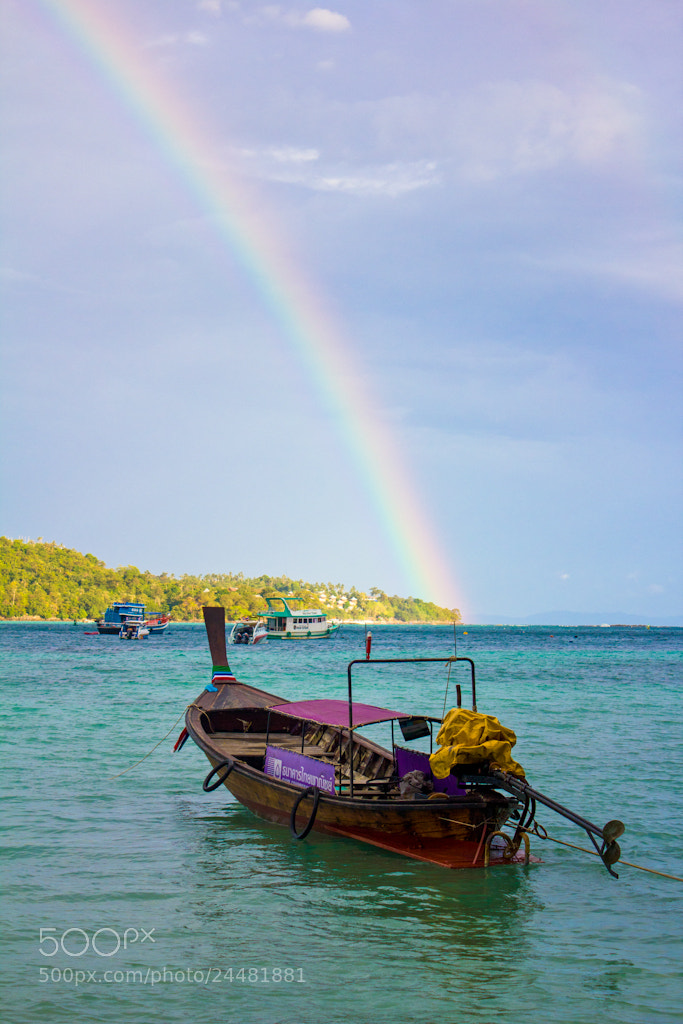 Photograph phi phi island by Ahmed Saad on 500px