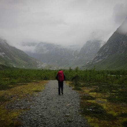 Jostedalsbreen National Park, Canon POWERSHOT SX600 HS