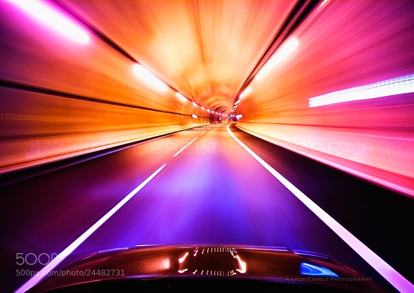 Photograph Hypervelocity by Ramón  Espelt on 500px