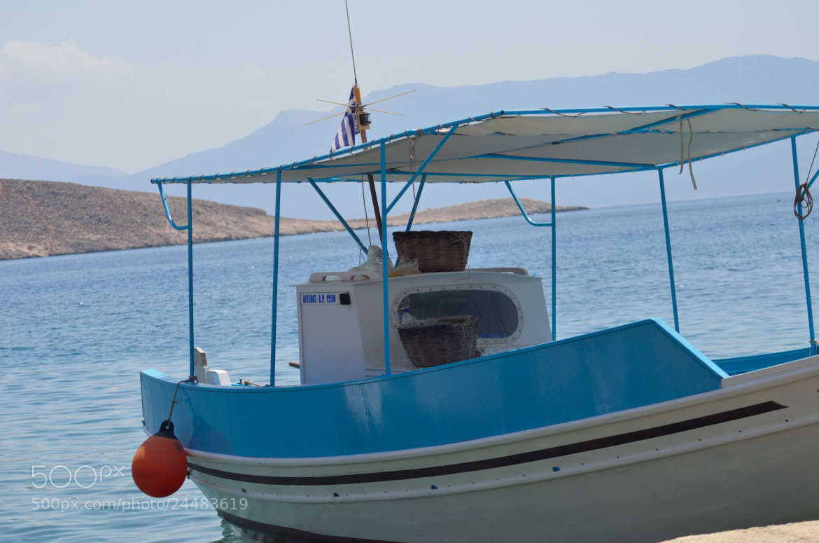 Photograph a view of Greece by Martyn Addison-Smith on 500px