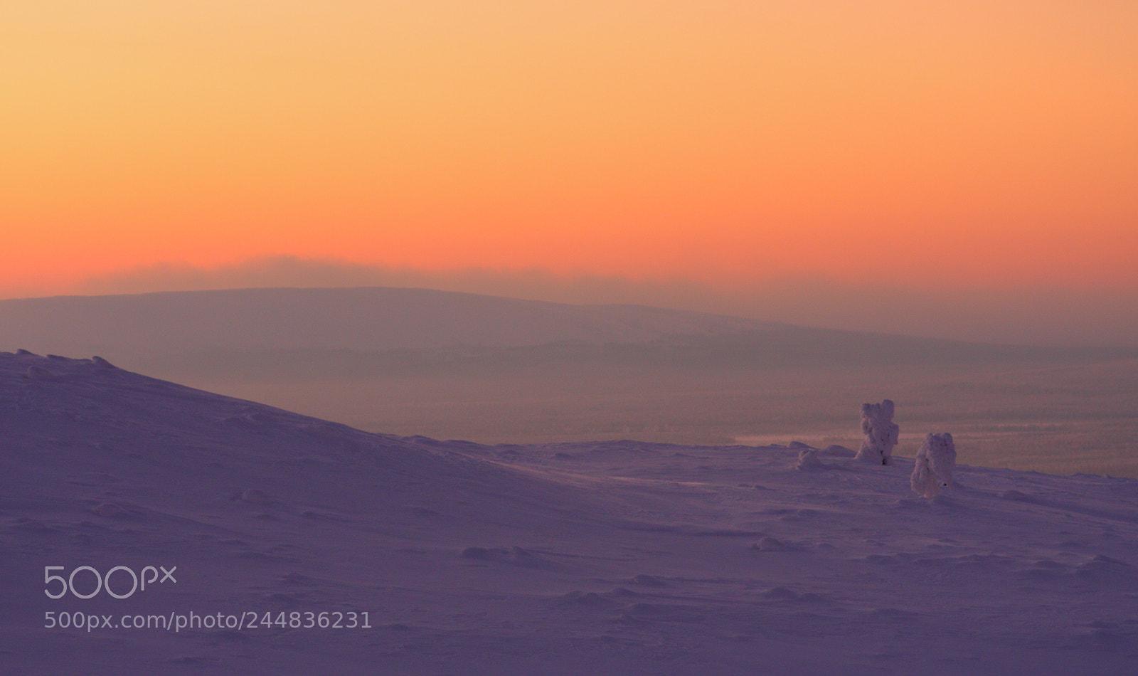 Arctic sunset, Canon EOS 40D, Canon EF 100mm f/2.8 Macro