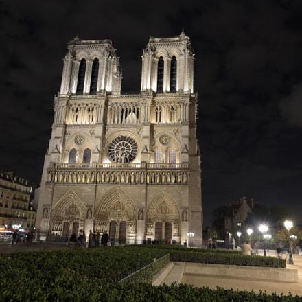 Notre-Dame de Paris, Nikon D810
