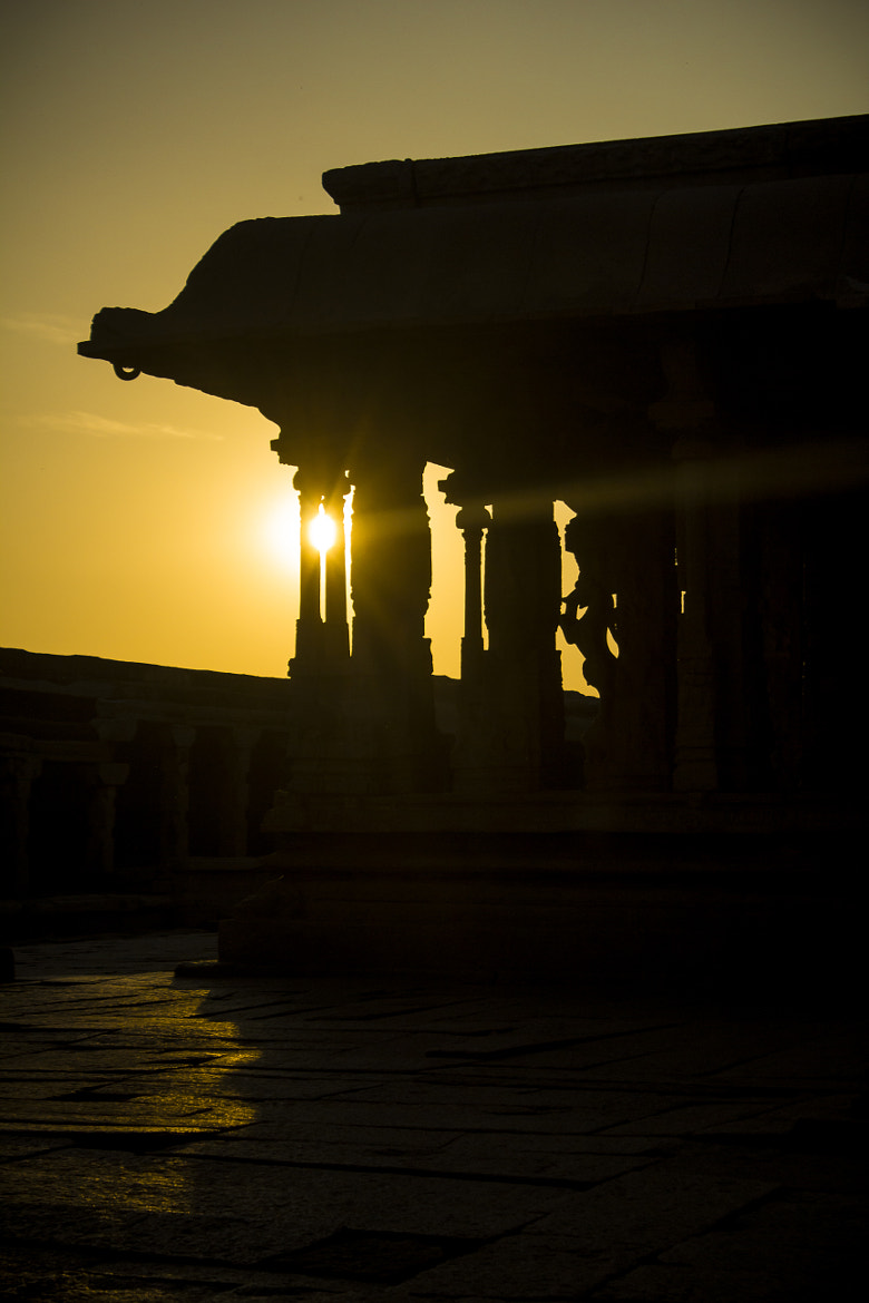 Photograph Hampi Temple by Ramesh Muthaiyan on 500px