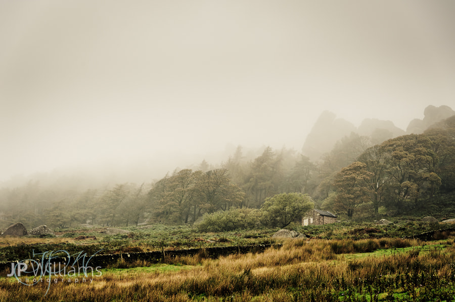 Photograph Mist rolls in from the Roaches by John Paul Williams on 500px