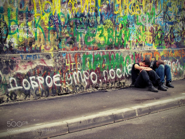 Photograph Доброе утро, последний герой by Natasha Zoria on 500px