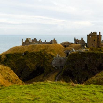 Dunnottar Castle, Nikon COOLPIX S5200