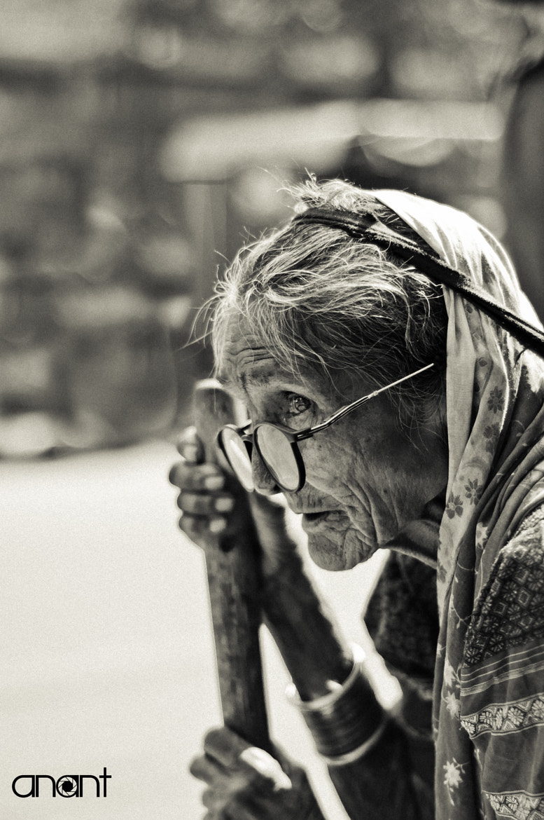 "Photograph ""Age wrinkles the body. Quitting wrinkles the soul.""- Douglas MacArthur by Anant Agarwal on 500px"
