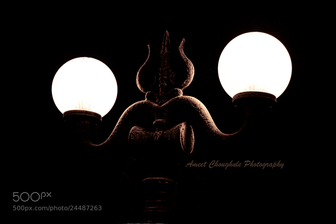 Photograph Street Light in India by Ameet Choughule on 500px