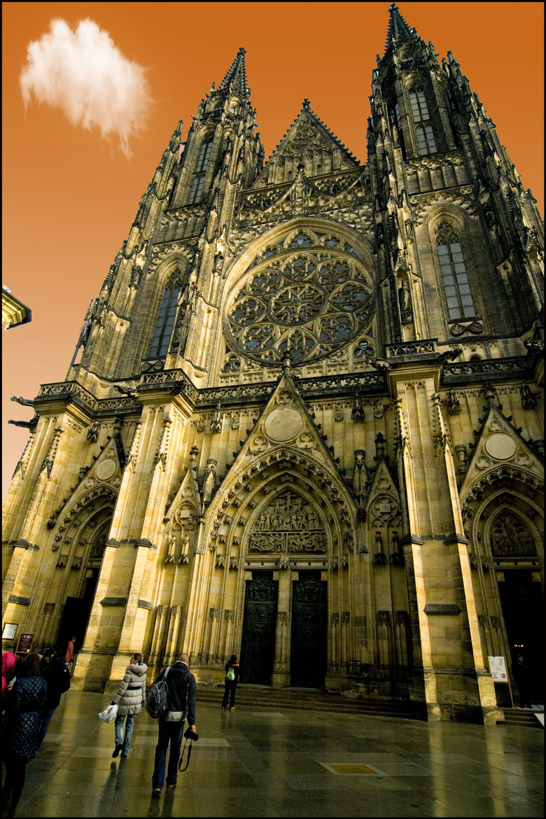"""Photograph Cathedral """"Saint Vitus"""" - Prague by Stancho Enev on 500px"""