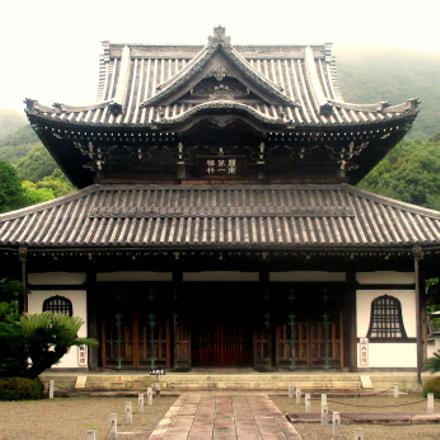 Kokokuji Temple, Canon IXUS 140