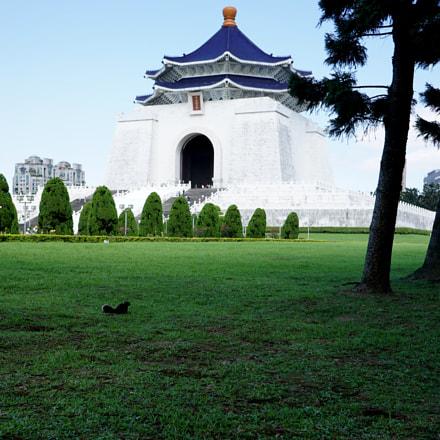 Chiang Kai-shek Memorial Hall, Sony ILCE-6000, Sony E 20mm F2.8