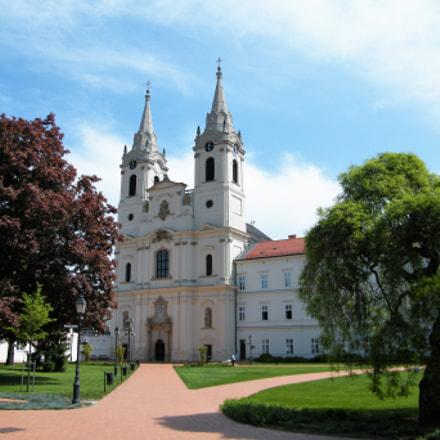 Zirc Monastery, Hungary, Fujifilm FinePix S2000HD S2100HD