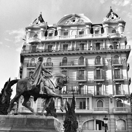 I love | Barcelona, Fujifilm FinePix A800