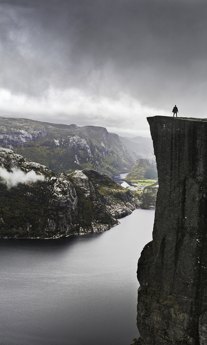 Photograph Preikestolen - Hyvlatonnå by Henrik Herr on 500px