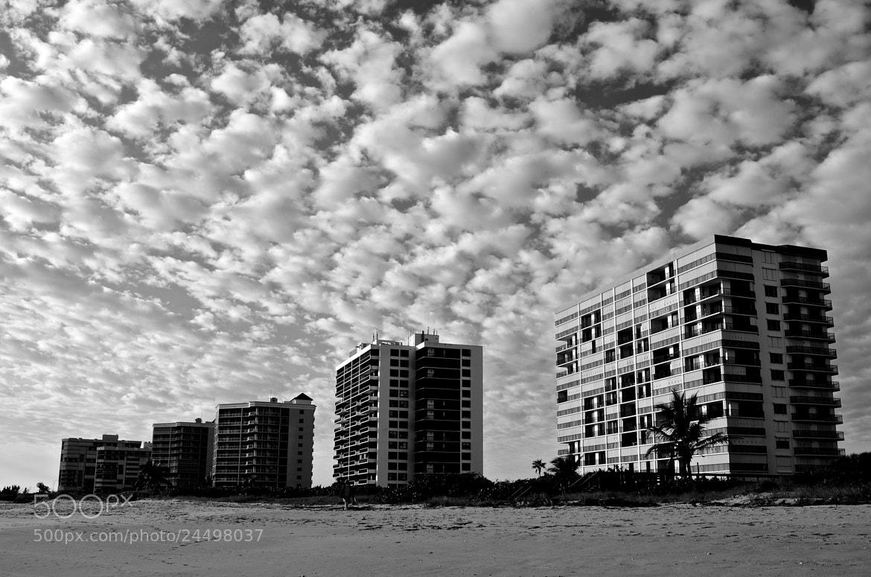 Photograph Popcorn sky by Tim Rust on 500px