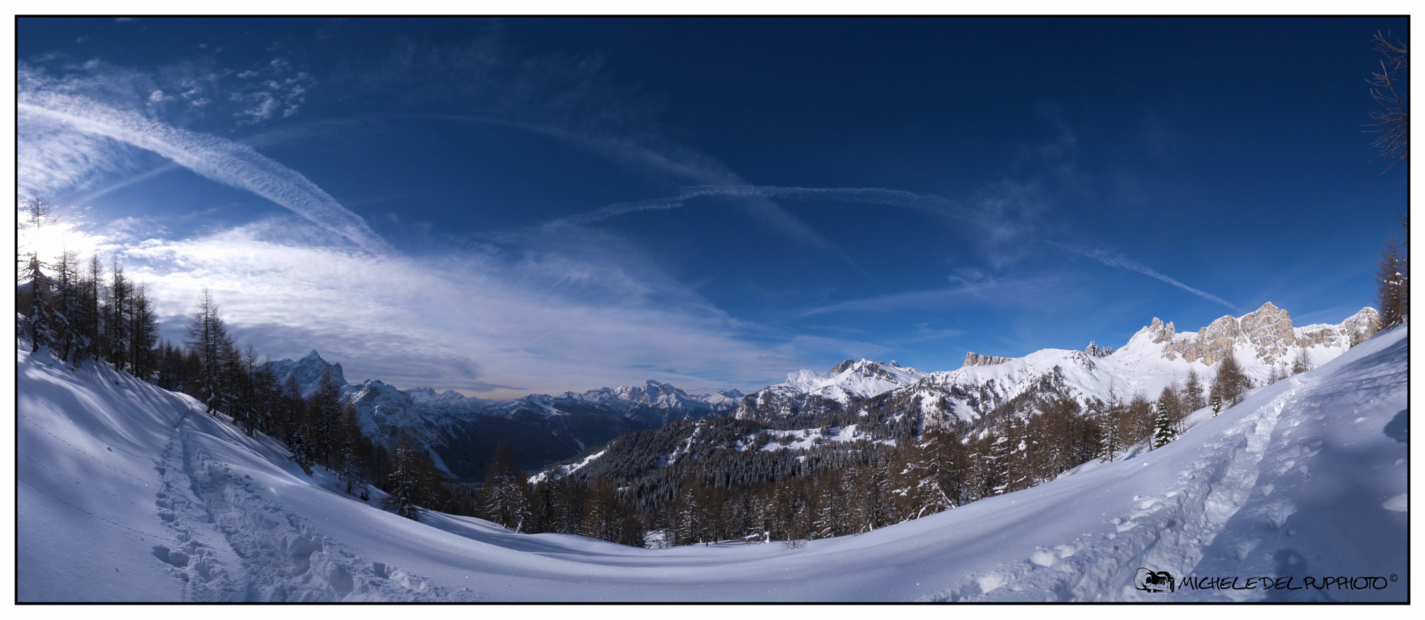 Photograph To Civetta Pano by Michele Del Pup on 500px