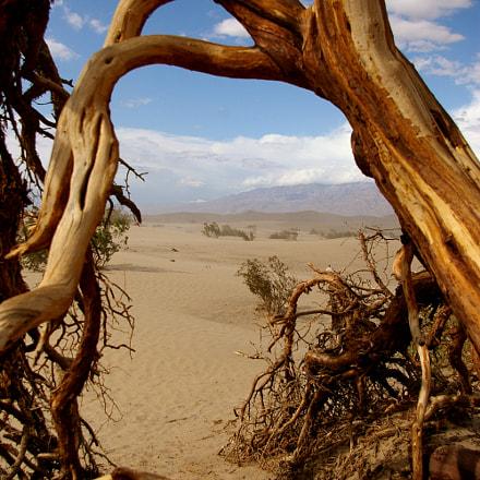Mesquite Flat Sand Dunes, Samsung GX-1L