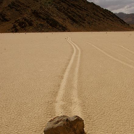 Racetrack Valley, Death Valley, Samsung GX-1L
