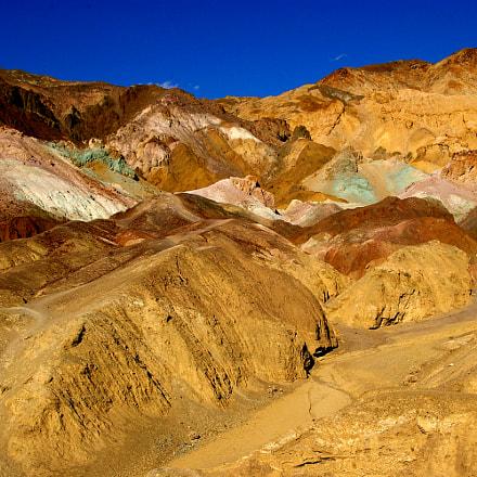 Artist's Palette, Death Valley, Samsung GX-1L