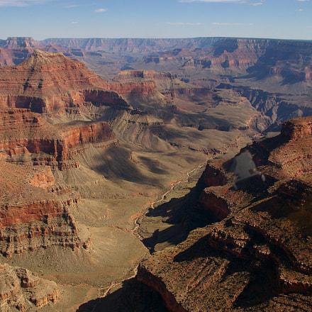 Grand Canyon, Arizona, USA, Samsung GX-1L