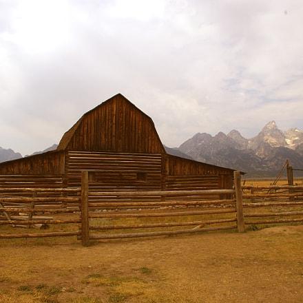 Grand Teton NP, Wyoming, Samsung GX-1L