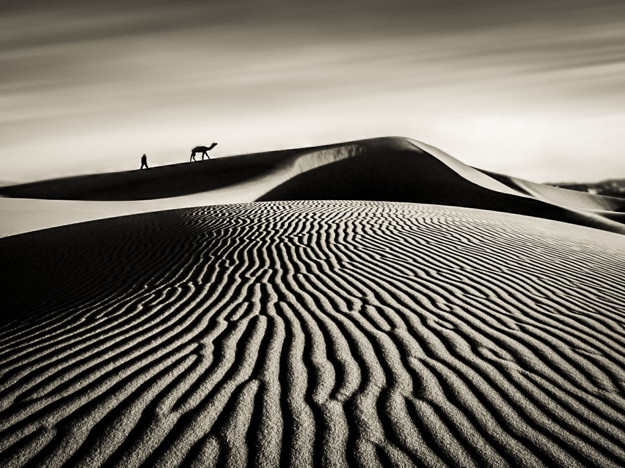 Photograph desert by Engin Asil on 500px