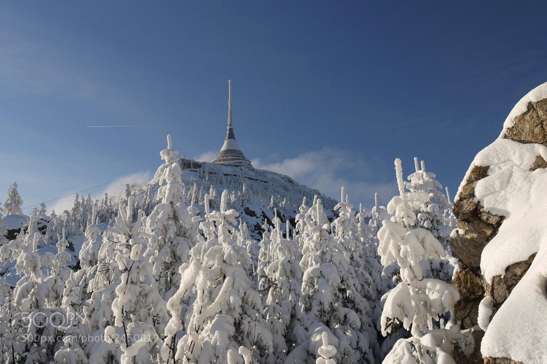Photograph Ješted tower by Petr Podroužek on 500px