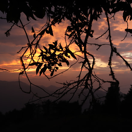 Atardecer, Canon EOS 77D, Canon EF 28-300mm f/3.5-5.6L IS