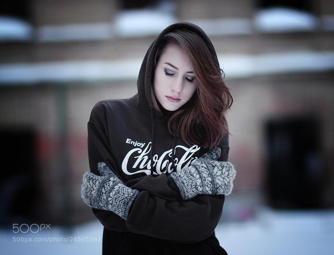 Photograph Anastasia by Олег  Коннов on 500px