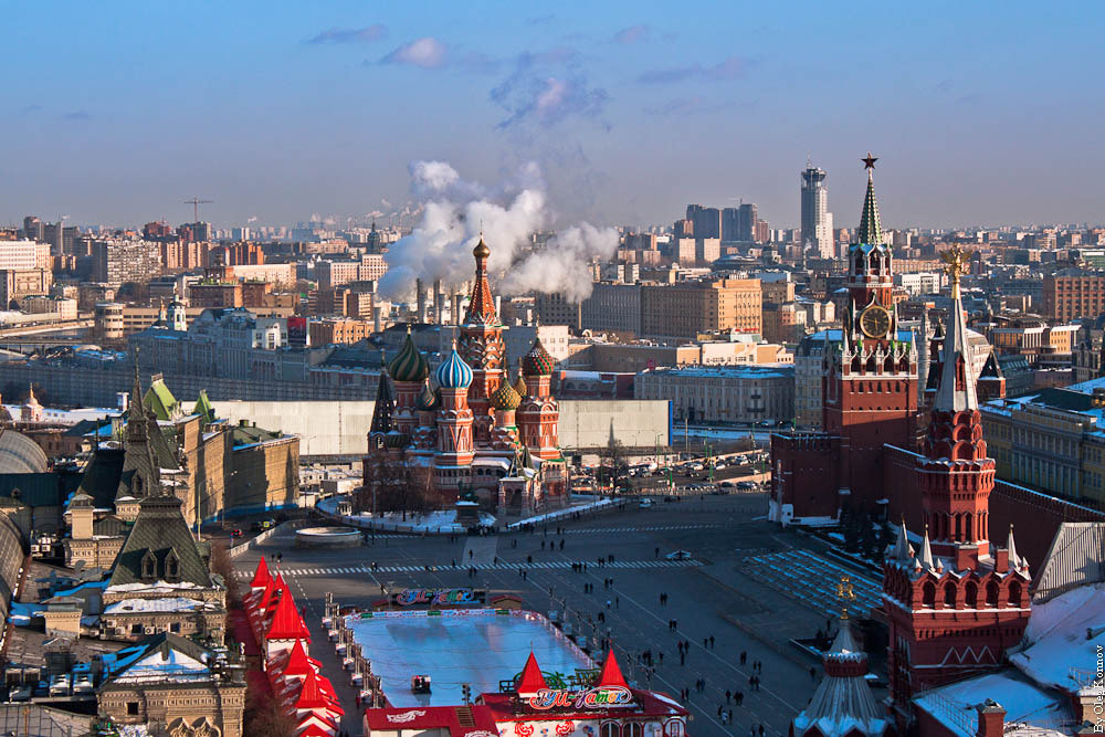 Photograph At the heart of the city. by Олег  Коннов on 500px