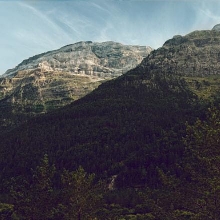 Mountain, Nikon E8700